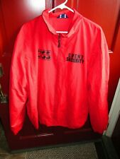ciss private security services Windbreaker Jacket Event Security Red Size 2XL
