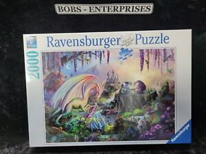 Ravensburger Puzzle 2000 Pieces-Valley of the Dragon 98x75 cm Art16707 new b-69