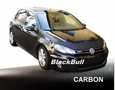 Hood Bra For VW Golf 6 Car Bra Chip Resistant Tuning & Styling Carbon