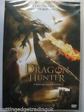Dragon Hunter [DVD, 2009] Nordic Packaging NEW SEALED Region 2