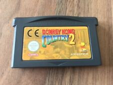 GBA:   DONKEY KONG COUNTRY 2    Game Boy Advance    PAL EUR