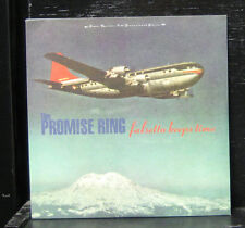 "The Promise Ring - Falsetto Keeps Time M- 7"" White Vinyl 1996 Jade Tree JY1023"