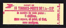 FRANCE CARNET 2059-C2 ** MNH carnet fermé, conf. N° 6?, cote: 13  € (L2)