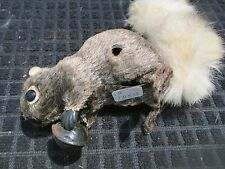 Antique/Vintage Tin Wind up toy Squirrel