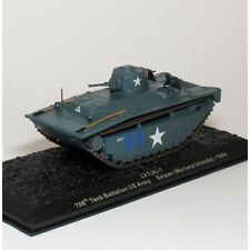 LVT(A)-1 - 708TH TANK BATTALION US ARMY - SAIPAN (MARIANA ISLANDS) 1944  -1:72