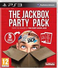 Sony PS3 Playstation 3 Spiel ***** The Jackbox Party Pack ***************NEU*NEW