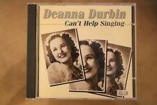 Deanna Durbin - Can't Help Singing (1995)