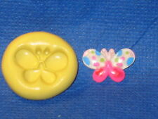 Butterfly Silicone Push Mold #584 For Craft Candy Chocolate Resin Fondant