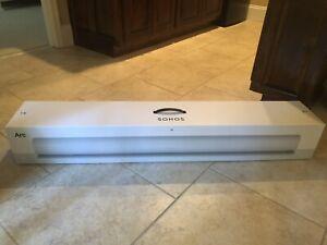 Sonos Arc Soundbar - White - Brand New, Sealed, In Stock, Ready To Ship