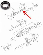 Molla di fermo Asse Leva Cambio Per Sportster Y Buell '06-UP Shifter Shaft: Seal