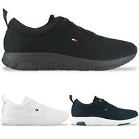 Tommy Hilfiger Trainers - Tommy Hilfiger Corporate Knit Modern Runner Trainers