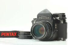 【N.MINT】 Pentax 6x7 67 TTL Mirror up Body w/ 105mm f2.4 Lens Strap from JAPAN ②