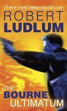 Robert Ludlum / Bourne Ultimatum 1991 Suspense & Thrillers Mass Market Signed