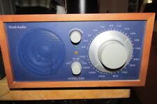 Henry Kloss TIvoli Audio Model One AM / FM Cherry Wood Radio With The Connector