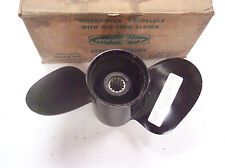 Quicksilver propeller for older Mercury outboard motor 40 to 65 HP 1972 to 76.