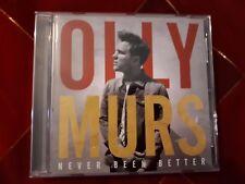 Olly Murs - Never Been Better (2014) CD