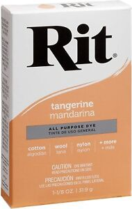 Rit Assorted Colors Powdered Fabric Dye 1 1/8oz Boxes All Purpose Dye