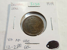 I130 Denmark 1919 2 Ore