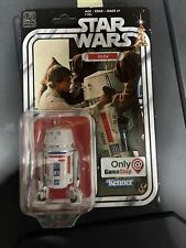 """Star Wars Black Series R5-D4 40th Anniversary Gamestop EXCL. 6"""" Mint IMMACULATE!"""