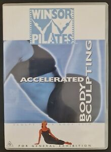 Winsor Pilates: Accelerated Body Sculpting DVD. Free postage!