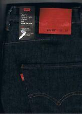Levi's Engineered Jeans Premium 512 Slim Taper Hose Chino blau 749030000