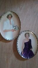 Diana: Queen Of Our Hearts Complete Set Of 14 Collector Plates