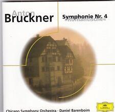 Anton Bruckner - Symphonie No.4 (Daniel Barenboim, Chicago Symphony Orchestra)