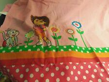 """1 Pair Vintage Dora The Explorer 66"""" Long Panels Dora & Boots"""