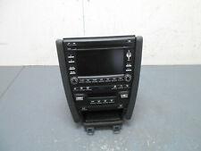 2011 09 10 11 12 Porsche Cayman Radio Display Receiver / Bezel / Controls #1350