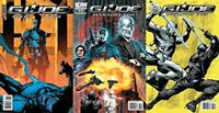 G.I. Joe: Operation Hiss #4-5 (2010) Limited Series IDW Comics - 3 Comics