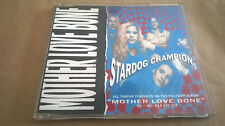 MOTHER LOVE BONE Stardog Champion 4 tracks rare CD MAXI PROMO Mint Pearl Jam