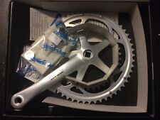 NOS Campagnolo Mirage 9s 172.5mm Crank set 39-53t | Record Chorus Cranks Veloce