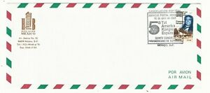 Mexico: 2001; Cover with special cancellation, 5th Congreso Panamericano ME07/
