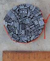Vignetten Mix Stempel Bleiornamente Bleisatz Ornamente Jugendstil Art Nouveau.