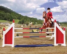 Breyer Traditional Liverpool Horse Jump 1:9 Scale 2065 Limited Edition