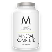 (EUR 180,71/kg) More Nutrition - Mineral Complete, 150 Kapseln - Mineralstoffe
