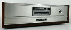 VOXSON GN-208 SONAR - STEREO 8 - 8 TRACK - FUNZIONANTE - VINTAGE - RARO