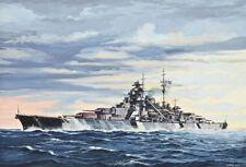 Revell 05098 - 1/700 battleship Bismarck-nuevo