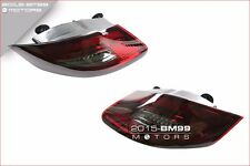 SMOKE / RED LED TAILLIGHTS TAIL LIGHTS FOR 05-08 PORSCHE 987 CAYMAN BOXSTER