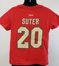 New-Minor-Flaw Ryan Suter Minnesota Wild #20 Infant Toddler Size 4T Reebok Shirt