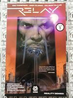 Relay TPB (2019) AfterShock - Vol #1, Thompson/Cates/Clarke, NM
