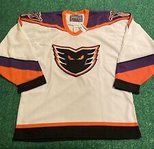 NEW Vintage Bauer AHL Lehigh Valley Philadelphia Phantoms Hockey Jersey Mens M