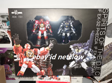 Transformers IronFactory IF EX-32 Phecda EX-33 Mizar in Stock