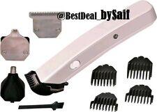 NS-117Nova Grooming Kit, Ear, Nose & Eyebrow, Bikini Body Groomer Unisex trimmer