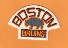 BOSTON BRUINS 1929 LOGO JERSEY SHOULDER JACKET PATCH IRON ON WINTER CLASSIC LOGO