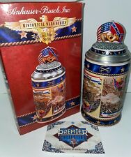 Civil War Anheuser-Busch Budweiser Historical War Series Stein CS512