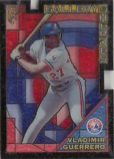 2000 Topps Vladimir Guerrero Gallery Of Heroes  Montreal Expos #GH7