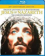 Jesus of Nazareth (Blu-ray Disc, 2016, 2-Disc Set, 40th Anniversary Edition)