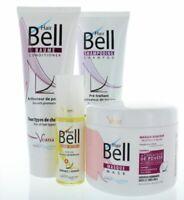 HairBell Shampoo + Conditioner + Maske + Booster Serum wie HairJazz HairPlus
