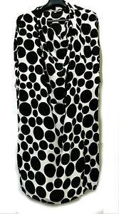 Polka Dots Cowlneck Dress